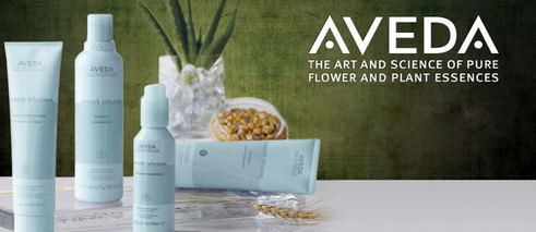 Aveda hair salon special offer on products in Voorheesville NY
